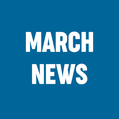 March 2019 News